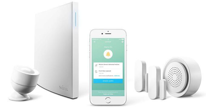 Wink vs Smartthings